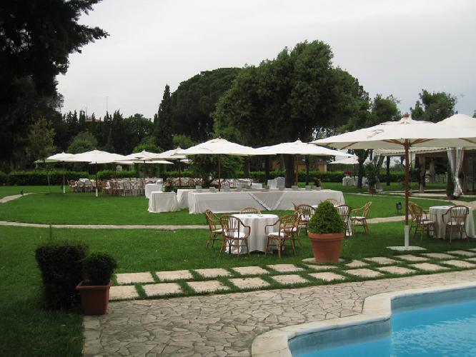 I giardini della insugherata roma - I giardini di marzo ristorante roma ...