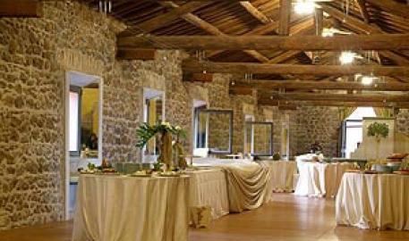 Casali della pallavicina roma for Interni di casali ristrutturati