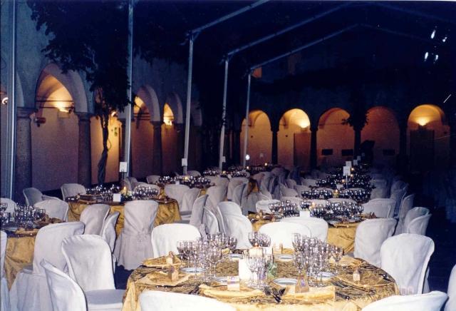 Location Matrimonio Rustico Lombardia : I chiostri dell umanitaria milano
