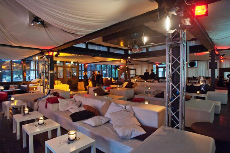 executive lounge milano